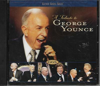 "George Younce......""A Tribute To George Younce"".......Brand New Sealed Gospel Cd"