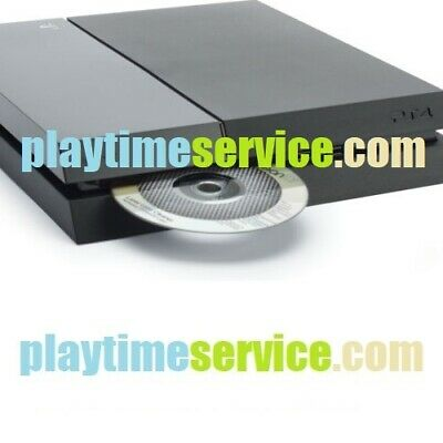 Sony PlayStation 4 PS4 Blu-ray Optical Drive Repair Service