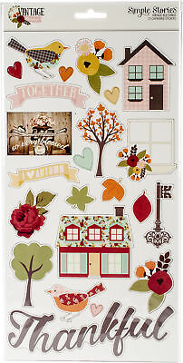 A Fun And Dimensional Look To Add To Your Scrapbooks And More! This Package Cont