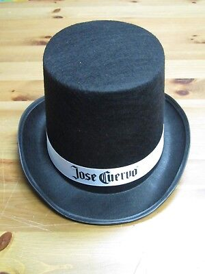 Jose Cuervo Tequila Top Hat! Rare! Vintage! Nos! Free Shipping! Halloween!