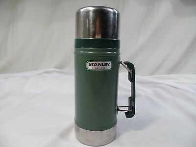 Vintage Green Aladdin Stanley 24 oz. Wide Mouth Thermos A-1350B