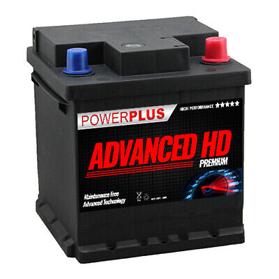 068 Titanium Car Battery 12V 550CCA - 4 Year Warranty