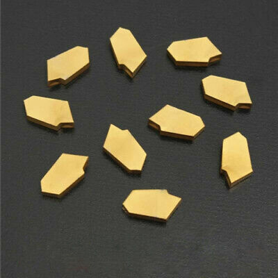 SP300 NC3030 CNC Wide Cutting Blade Carbide Insert Harp Groove Type CNC 10Pcs