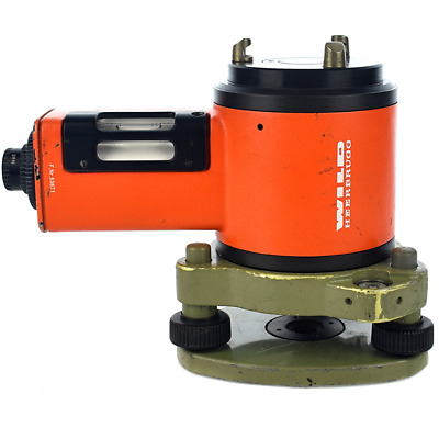 WILD HEERBRUGG - ZNL Zenith and Nadir Optical Plummet, Theodolite, Leica