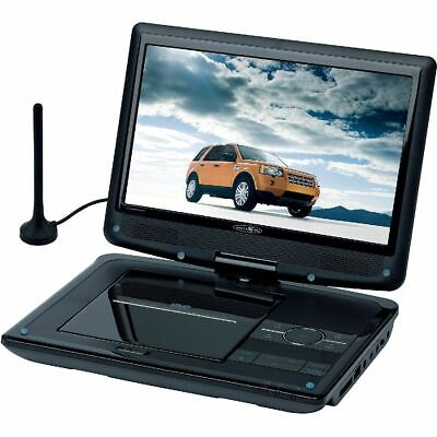 Reflexion DVD1010, 10 Zoll Portabler DVD-Player ( incl. 12-Volt-Adapter ) USB,SD