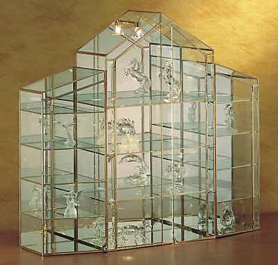 Luxury Collector's Case, Cabinet, Figurines, Display, Swarovski, Glass Case