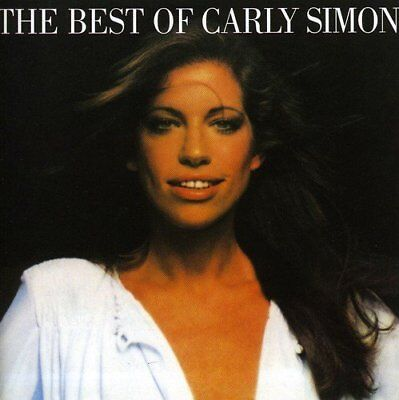 Carly Simon The Best Of 11 Track CD Album Greatest Hits Very You're So Vain