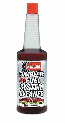 Red Line SI-1 Complete Fuel System Cleaner Treatment 443ml 60103 Cleans
