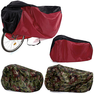 Bike Bicycle Cover Outdoor Scooter Cycling Rain Dust Protector Waterproof