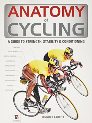 Anatomy Of Cycling  Book Nuevo