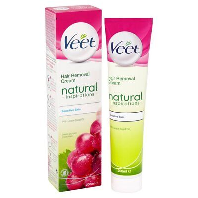 Veet Hair Removal Cream 100ml & 200ml for Sensitive Skin & Normal Skin