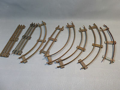 Lot De 8 Rails Divers