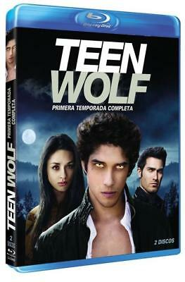 Teen Wolf - Temporada 1 [Blu-ray]