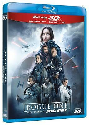 Rogue One: Una Historia De Star Wars (3D + 2D Bonus) [Blu-ray]