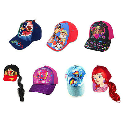 Baseball Cap Hats Boys and Girls Cap Age 2-4