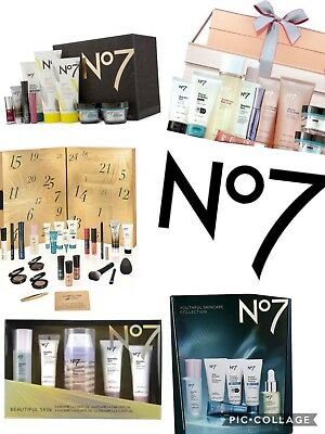 Boots No7 ULTIMATE Beauty Gift set 2017. No7 protect & perfect xmas gift set