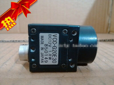 1PC USED CIS VCC-G20E30 industrial lens