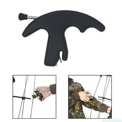 Archery Release Aid Thumb Style Trigger for Compound Recurve Bow Strings Popular