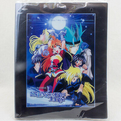 Slayers Try Document File Movic JAPAN ANIME MANGA