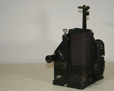 Vintage Kodascope Model C 16 mm film projector. Made In the USA in 1924