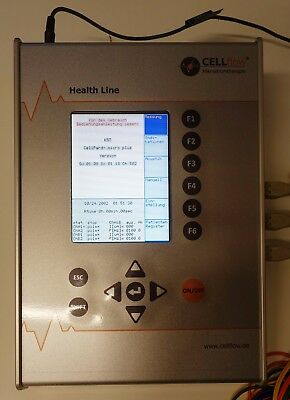 CELLflow Mikrostromtherapie Health Line