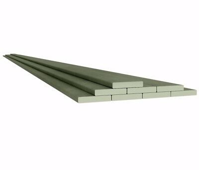 FLAT BAR - STAINLESS STEEL - Flat Bar / Plate / Strip Many sizes and lengths!