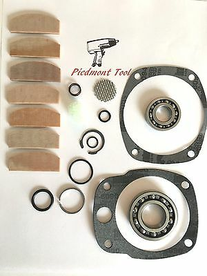 Ingersoll Rand Tune-Up Kit w/Bearings For Model 2190Ti, Part # 2190-TK1
