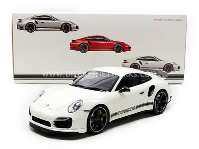 Gt Spirit - 1/18 - Porsche 911 / 991 Turbo S Rhd - 2015 - Wax02100003