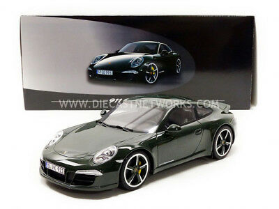 Gt Spirit - 1/18 - Porsche 911 / 991 Carrera Club Coupe - 2014 - Wax20140009