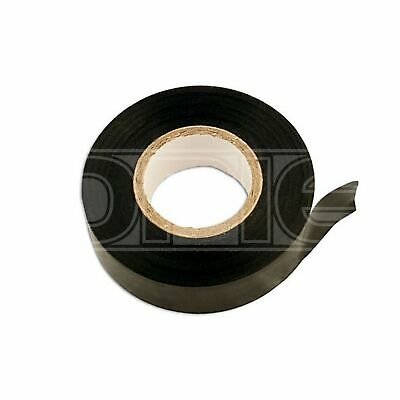 Connect PVC Insulation Tape - Black - 19mm x 20m (30374) - Pack of 50