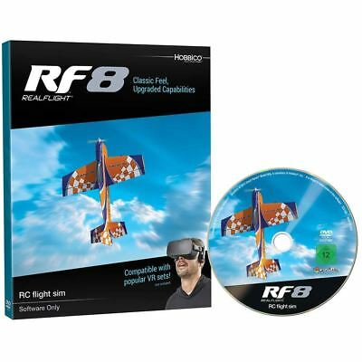 Great Planes GPMZ4558 Realflight 8 Software Only