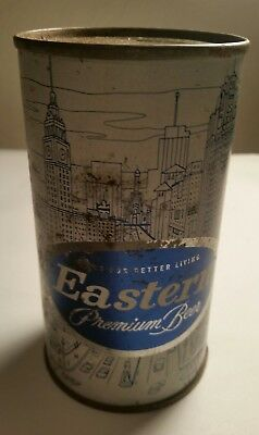 Eastern Premium flat top beer can.  Chicago Illinois