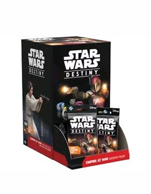 Star Wars Destiny - Empire At War Booster Box Factory Sealed Brand New 36ct NIB