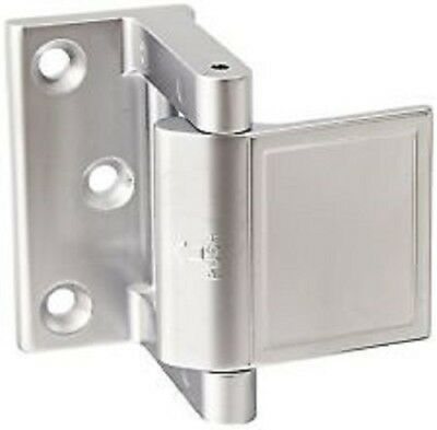 Pemko / Rockwood PRIVACY DOOR LATCH - SATIN CHROME/NICKEL - PN# 2942PC-PDL26D/15