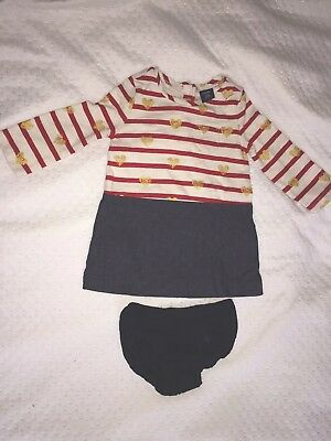 Baby Girl Dress 12-18 Months By BabyGap - Worn Once!