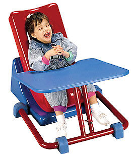 Tumble Forms Stand Alone Adjustable Tray for Feeder Seat