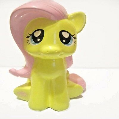 "My Little Pony Fluttershy Coin Bank 9"" Tall NEW"