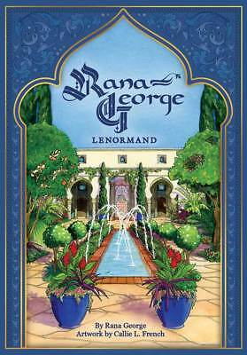 Rana George Lenormand by George & French Lebanese Art Oracle Cards Divination
