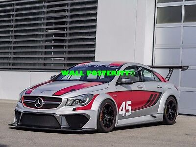A 2012 MERCEDES BENZ AMG Tuning Motorsports CAR POSTER Multiple Sizes