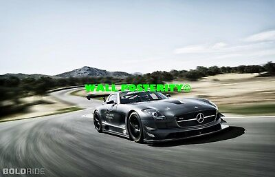 2012 MERCEDES BENZ AMG Tuning Motorsports CAR POSTER Multiple Sizes A