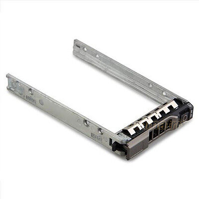 2.5'' SAS Hard Drive HDD Tray/Caddy for Dell Poweredge R620 R710 T710 R720 R820