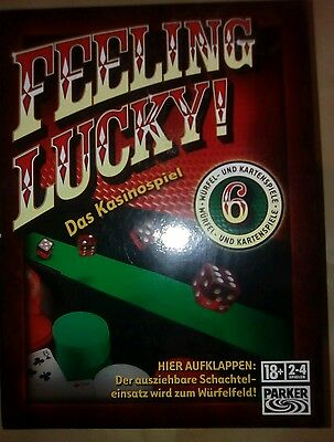 Feeling Lucky / Kasinospiel / Chips