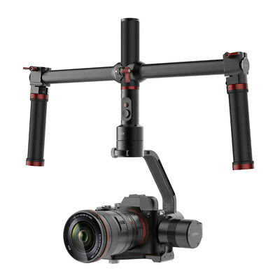 Moza Air 3-Axis Motorized Gimbal Stabiliser W/ Dual Handheld for Mirrorless DEMO