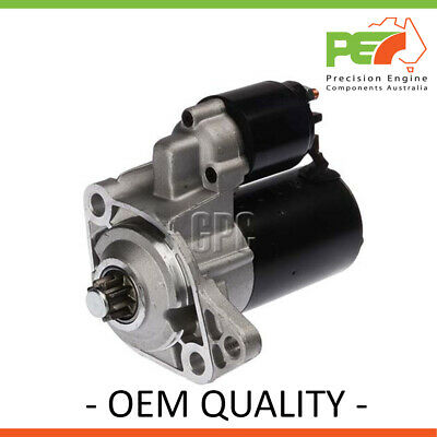 *OEM QUALITY* Starter Motor For Volkswagen Beetle New Typ 9c 1.8l Agu,awu