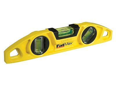 Stanley 0-43-603 - Nivel Torpedo FatMax magnético, 230 mm