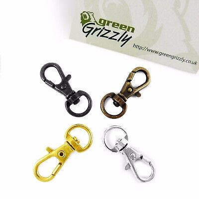 Bag Clasps Lobster Swivel Trigger Clips Snap Hook for 9 mm strapping AZW