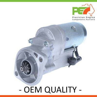 *OEM QUALITY* Starter Motor For Holden Rodeo Tf 2.5l 4ja1.