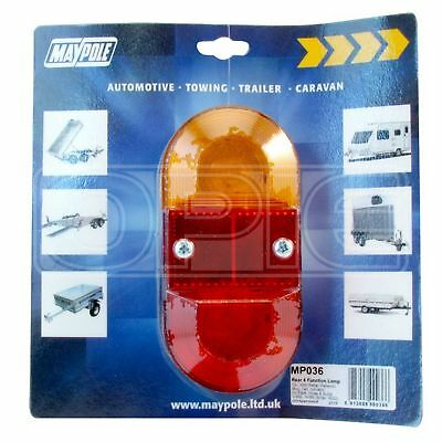 Maypole Britax 9020 - Rear Lamp - Combination (036)