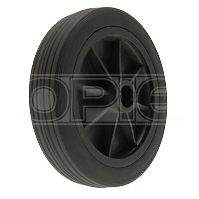Maypole Jockey Wheel Spare Wheel - Solid Tyre - For MP225 (226)