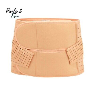 Postpartum Postnatal Abdominal Support Belly Belt After Pregnancy Wrap Flesh
